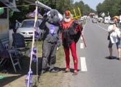 Koala meets the Devil 2010 tour de France