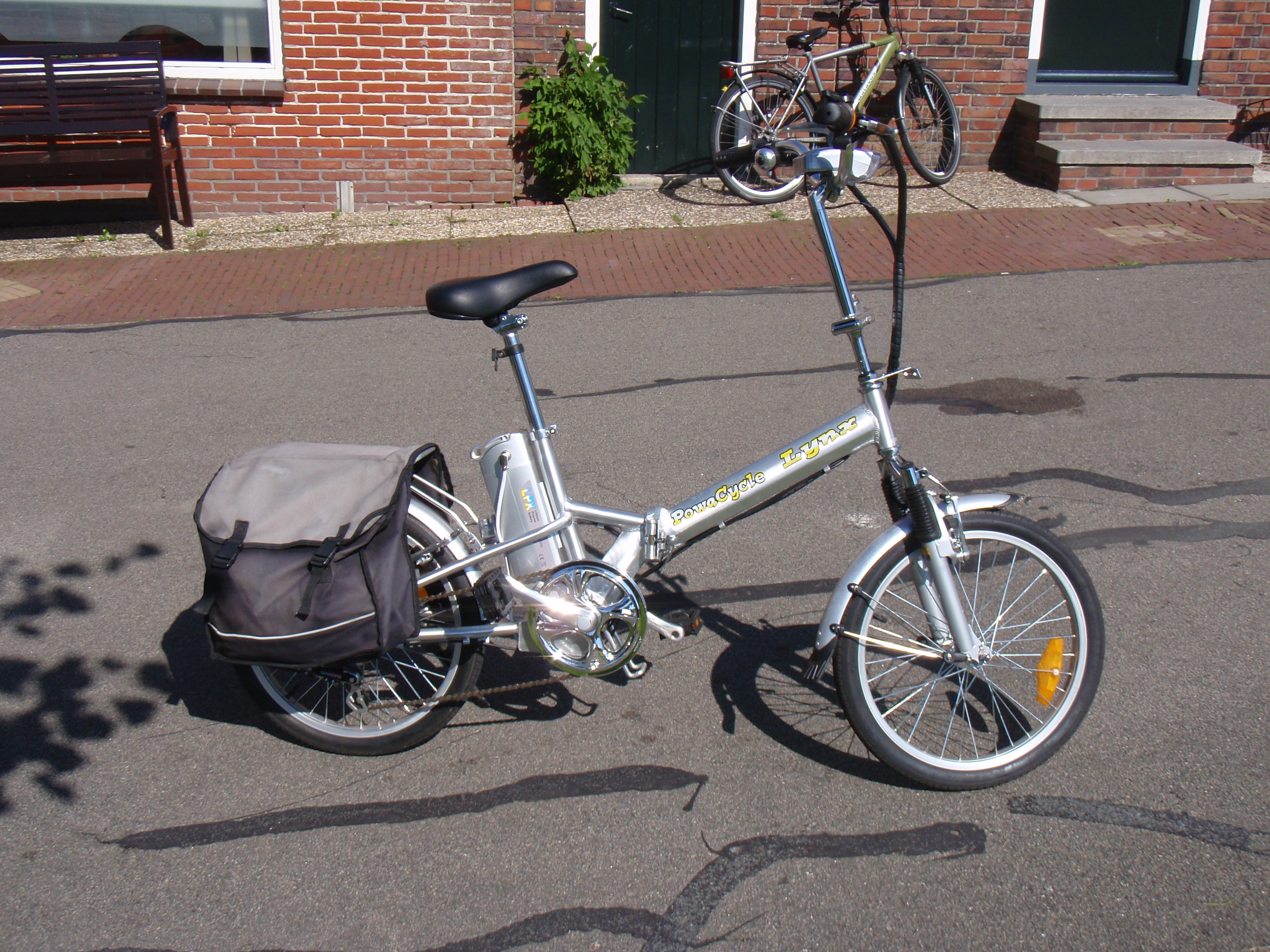 Our electric assisted bikes