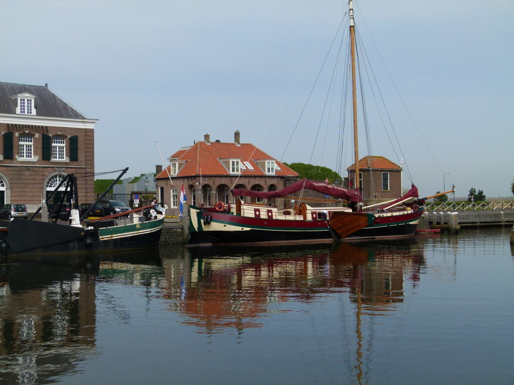 Willemstad - old boats