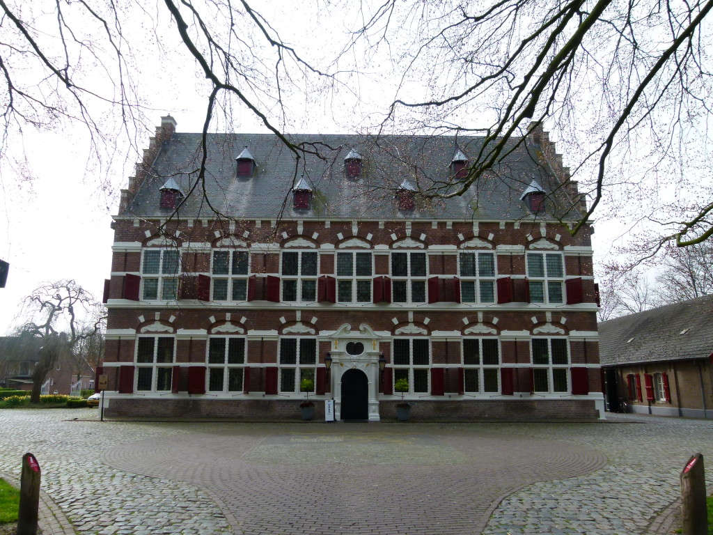 The Mauritshaus , Willemstad
