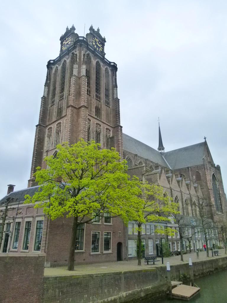 The Grote Kirk - Dordrecht.