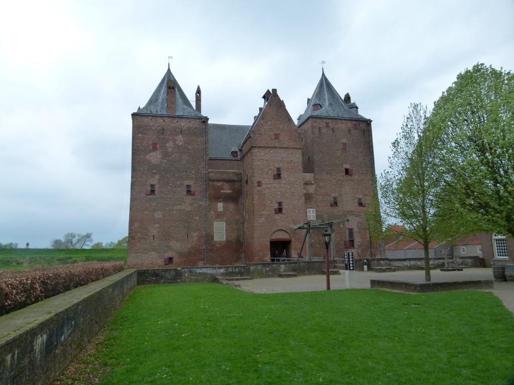 very interesting castle