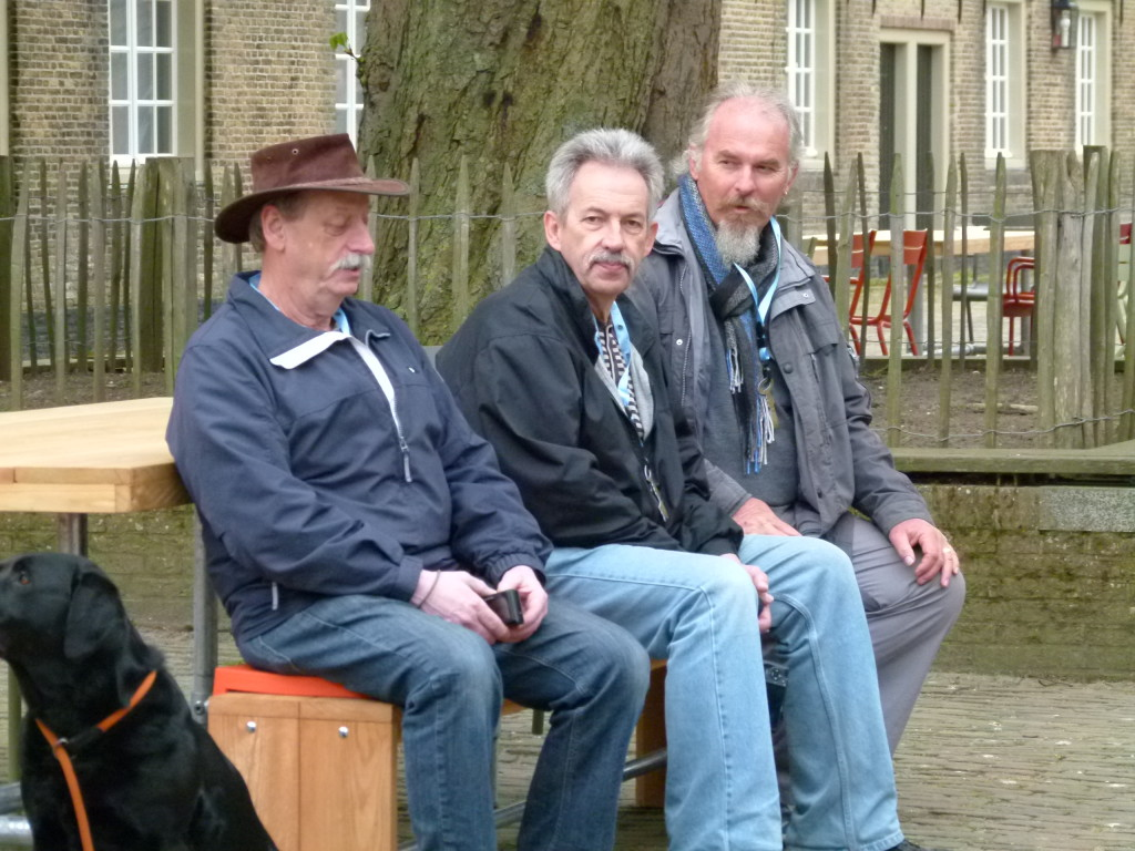 The old blokes