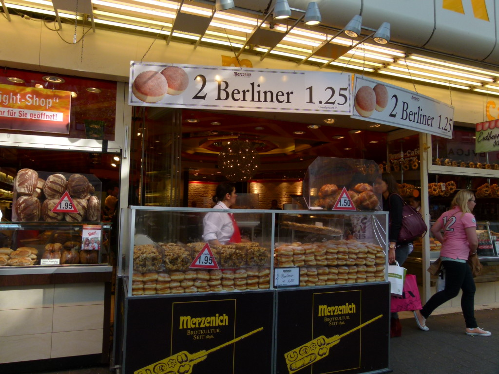 Berlin Donuts, bargain price