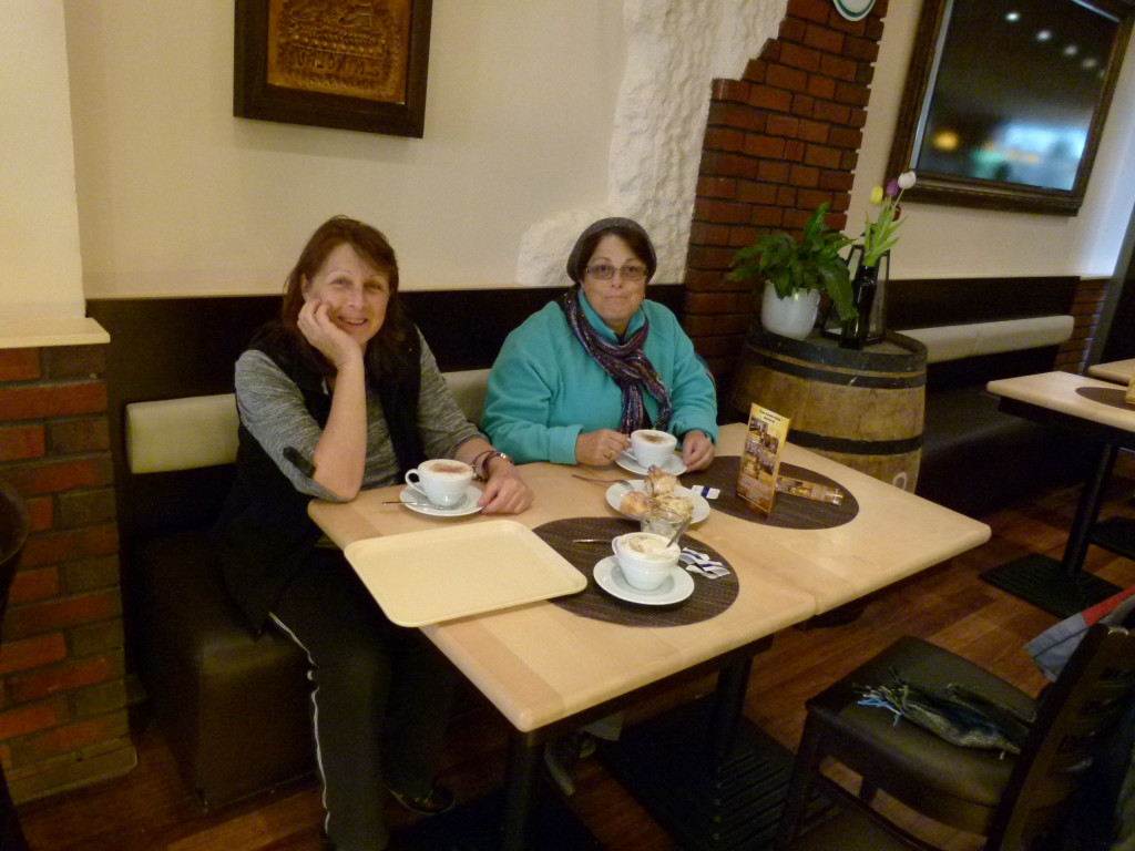 Coffee and Cake in Koblenz ( to share)