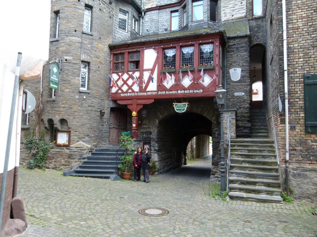 Old town gate, Bacharach