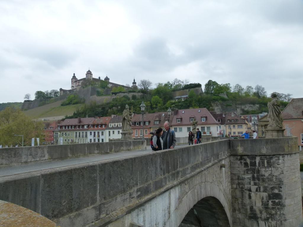 Warzburg old bridge