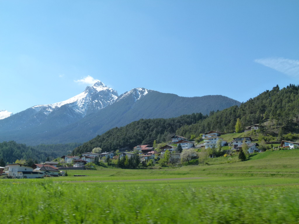Another view of the scenery we saw.