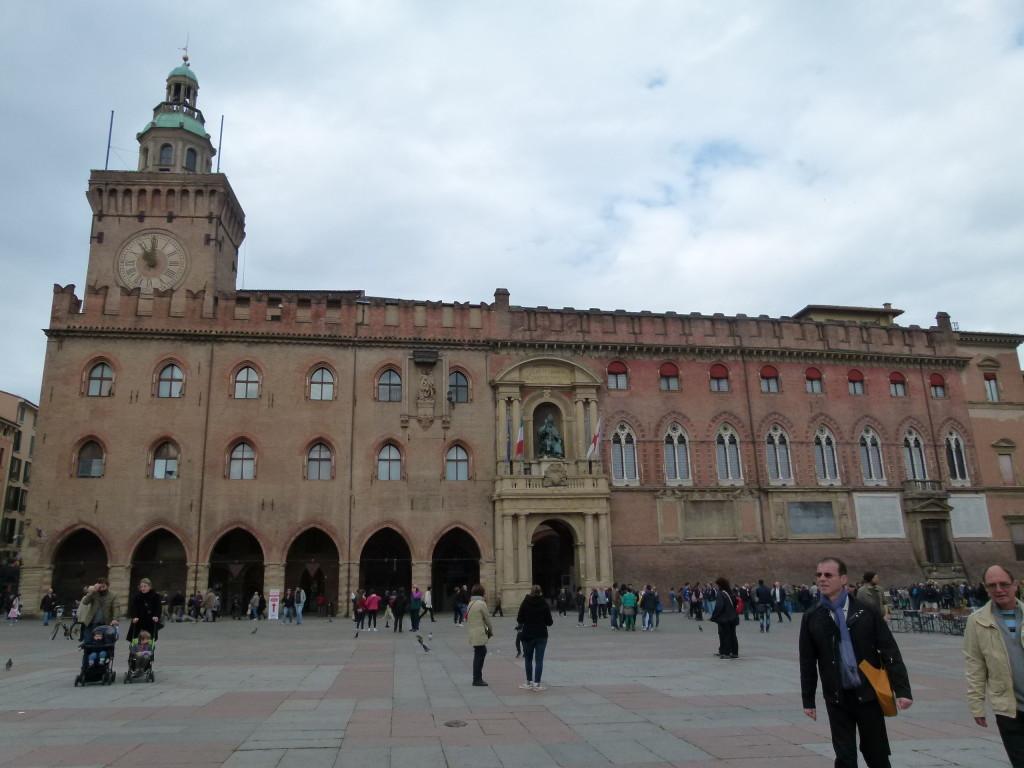 Main Square Bologna.