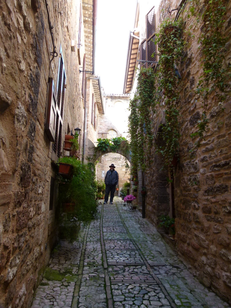 Backstreets of Spello