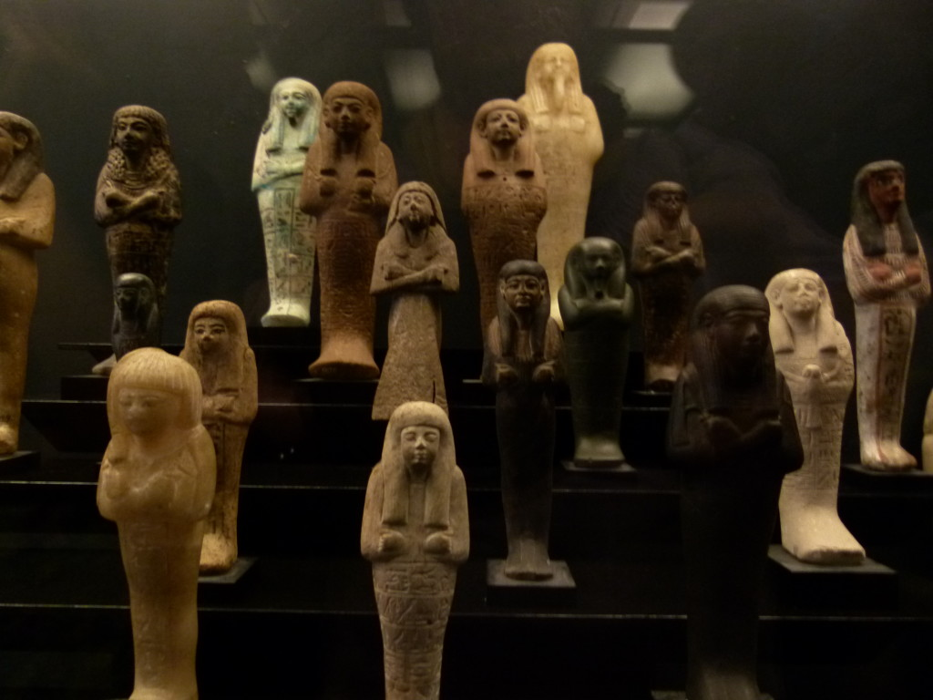 Vatican Museum, Egyptian artefacts