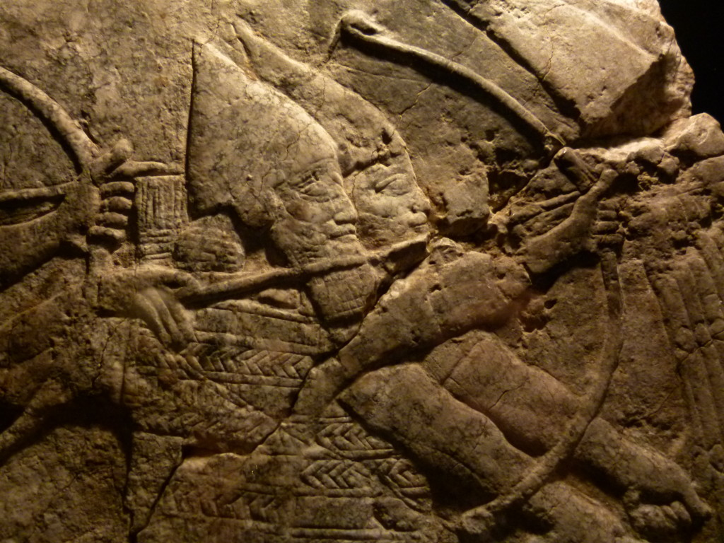 Relief from Assyria