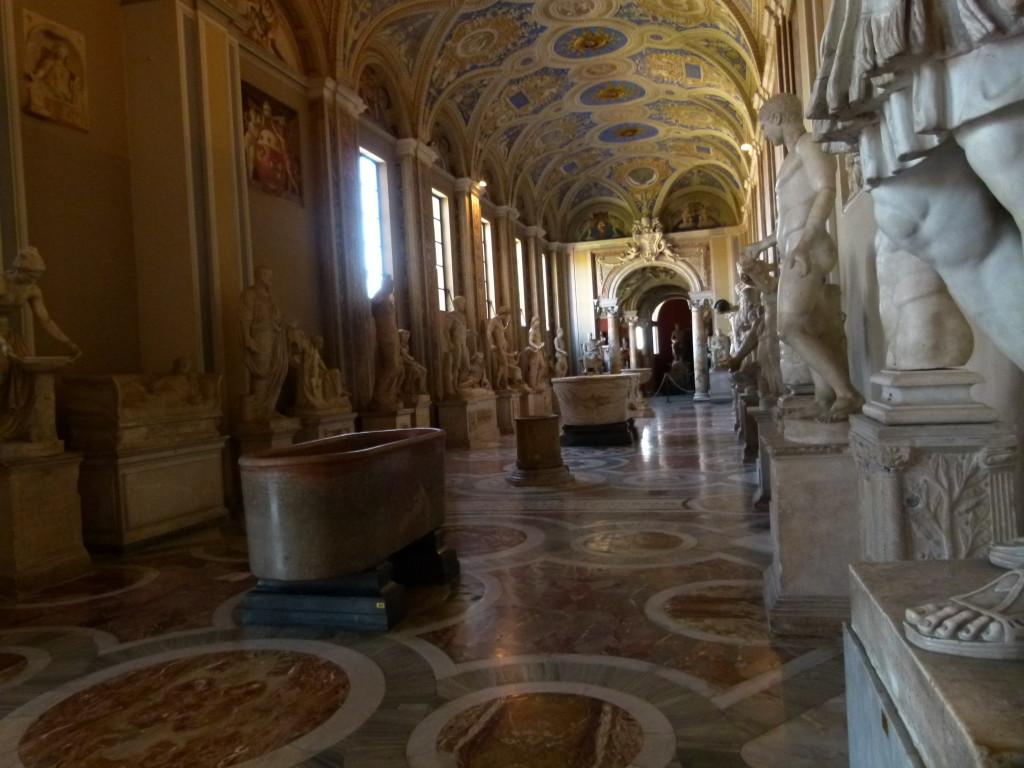 A hall of baths?