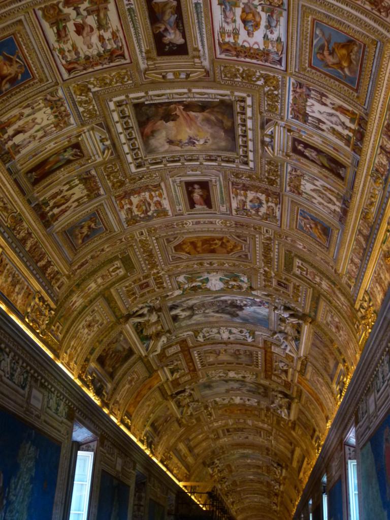 more ceiling art