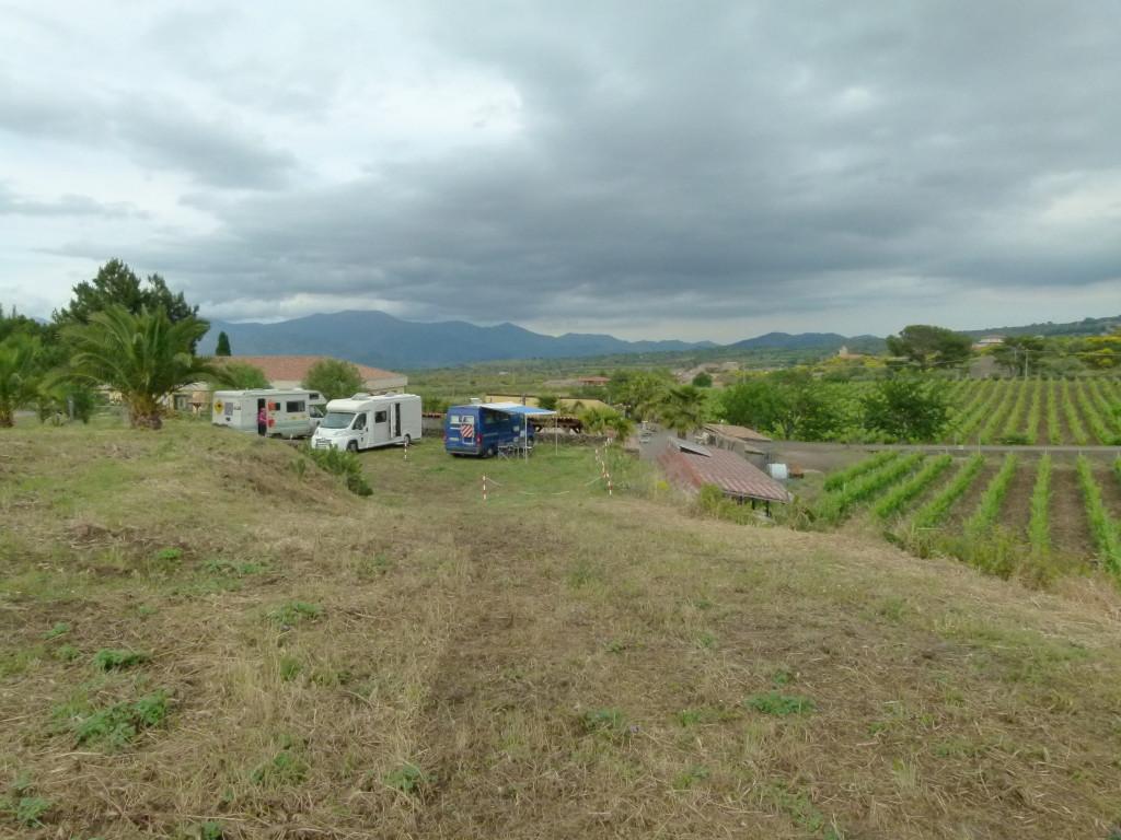 Etna Wine farm stay.