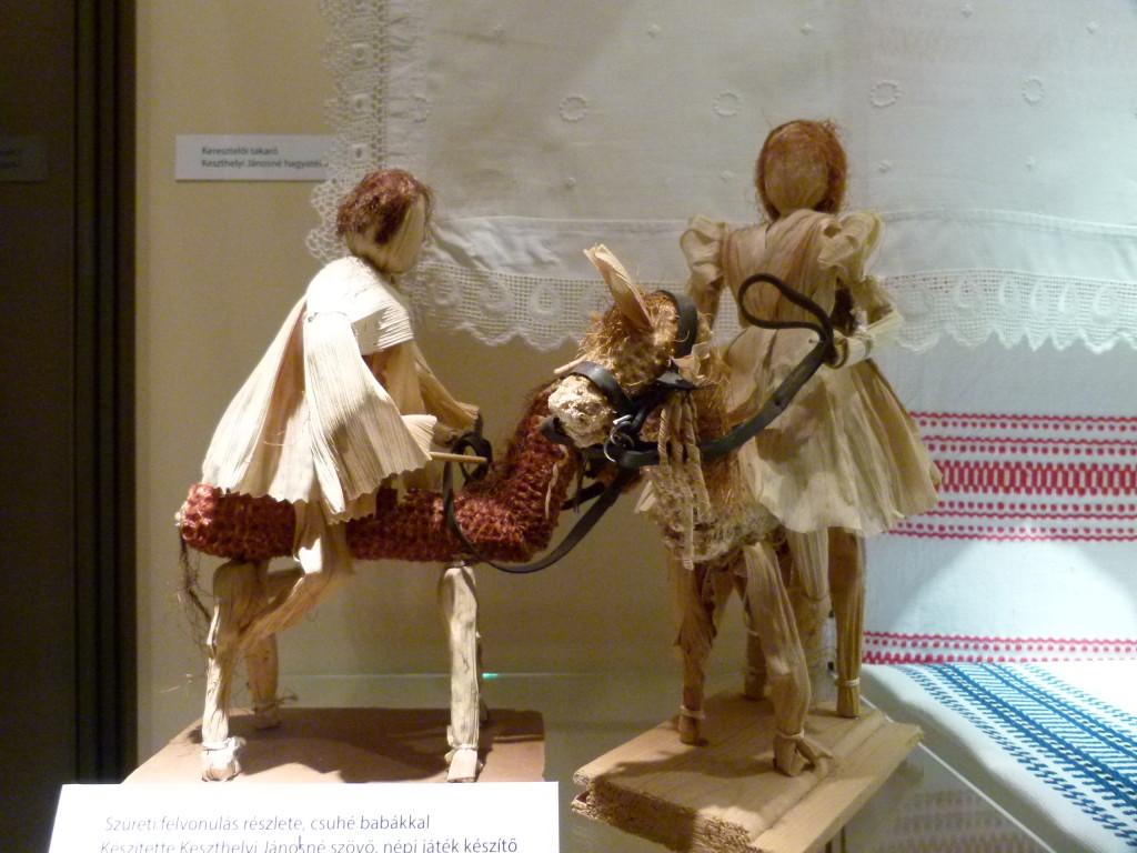 Corn dolls, Eger