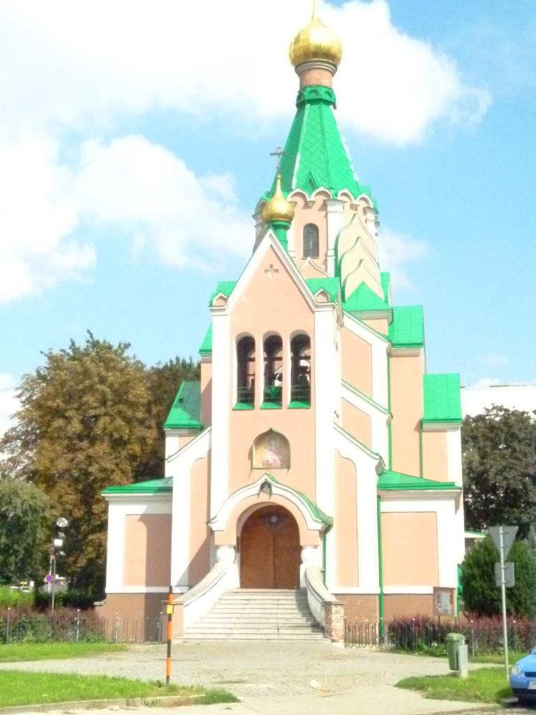 Olomouc, Orthodox Christian church