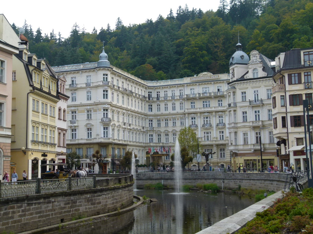 The Grand Hotel, Karlovy Vary