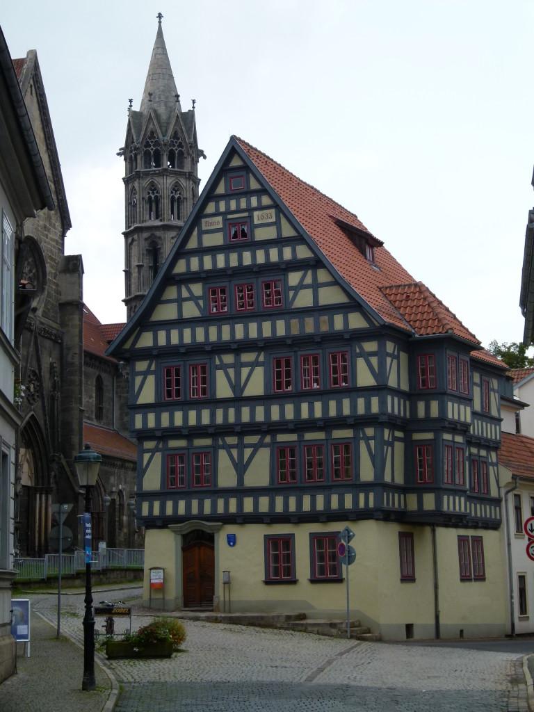 Papiermühle, Arnstadt