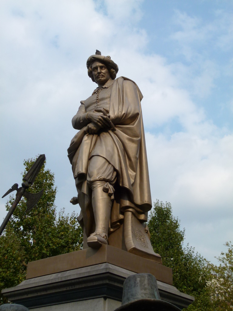 The man himself, Rembrandt