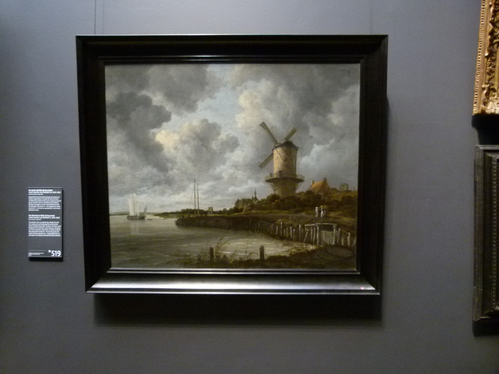 Another of our favorites, a very typical dutch scene