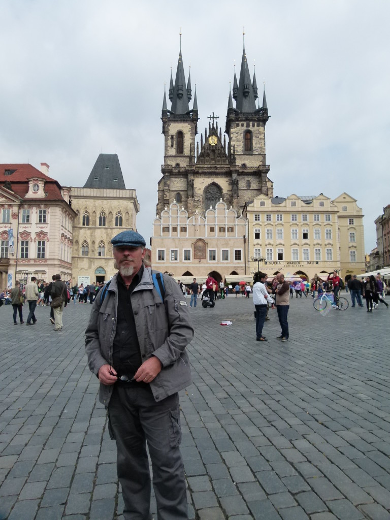 Prague. We spent a few weeks in the Czech Republic not only visiting Prague but exploring the small towns and villages.