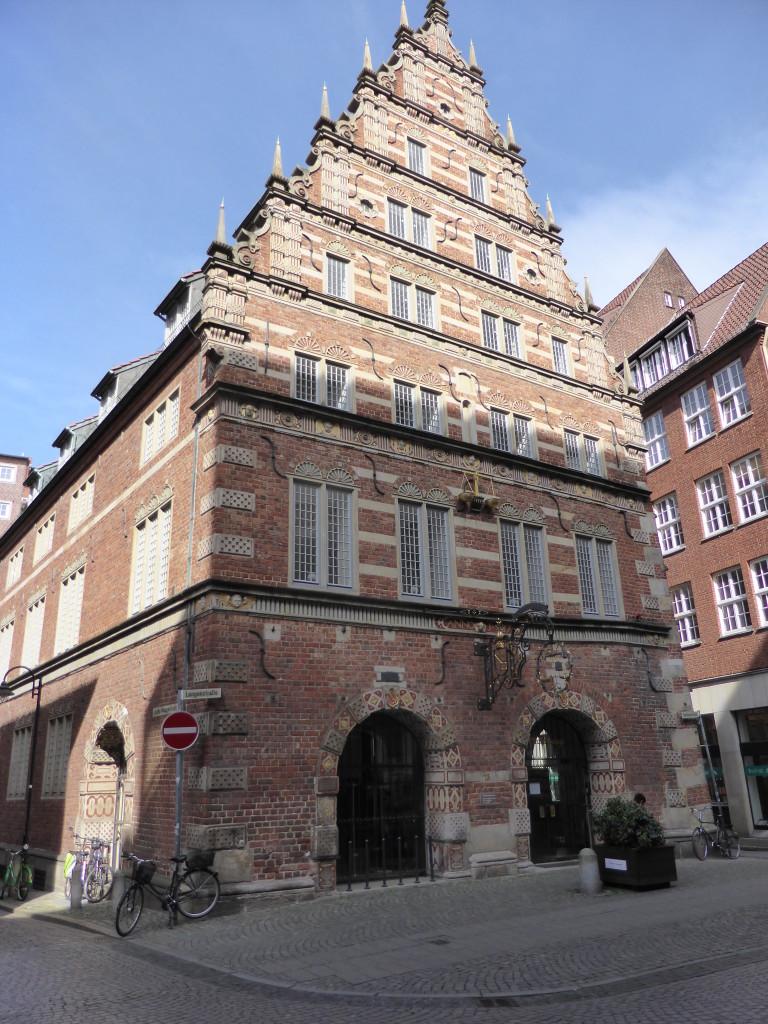 Interesting Germanic building.