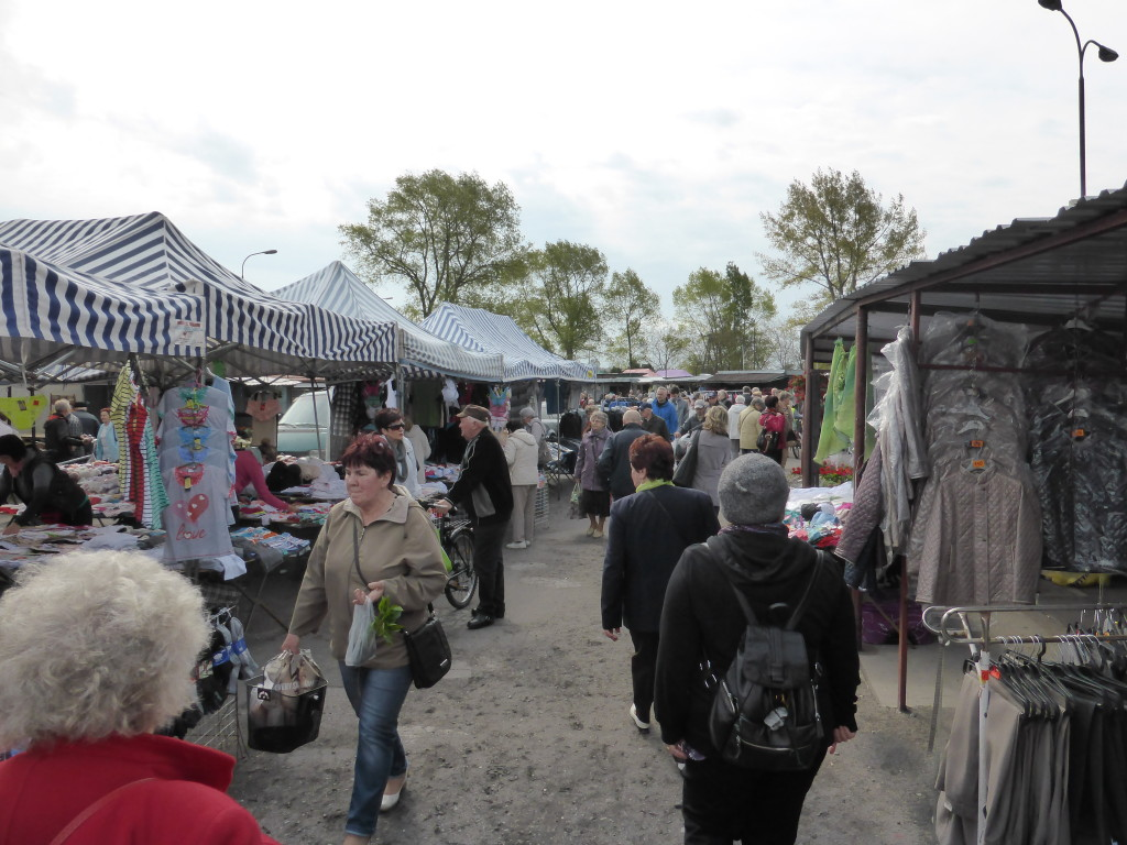 Marketplace. Very big and plenty of the local were there to shop.