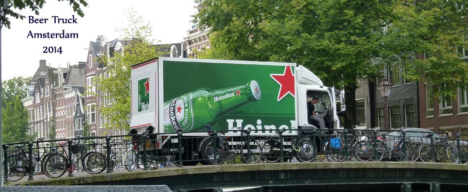 Beer Truck Amsterdam