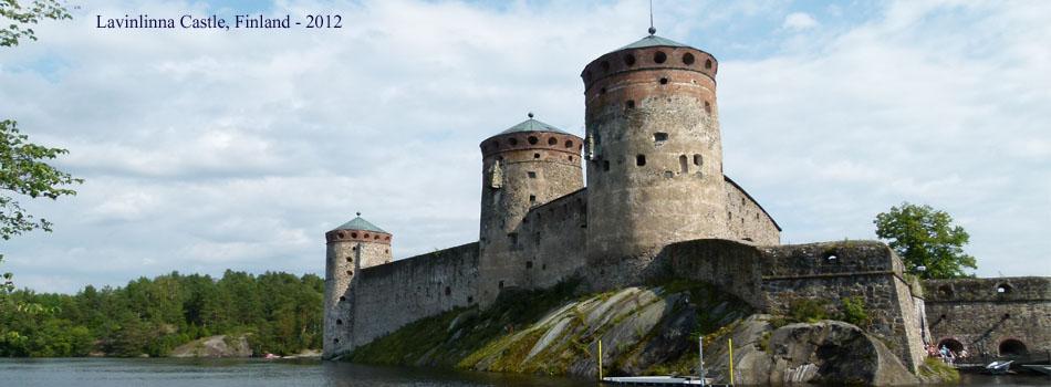 Castle, Finland