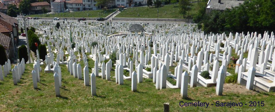 Cemetery sarajevo