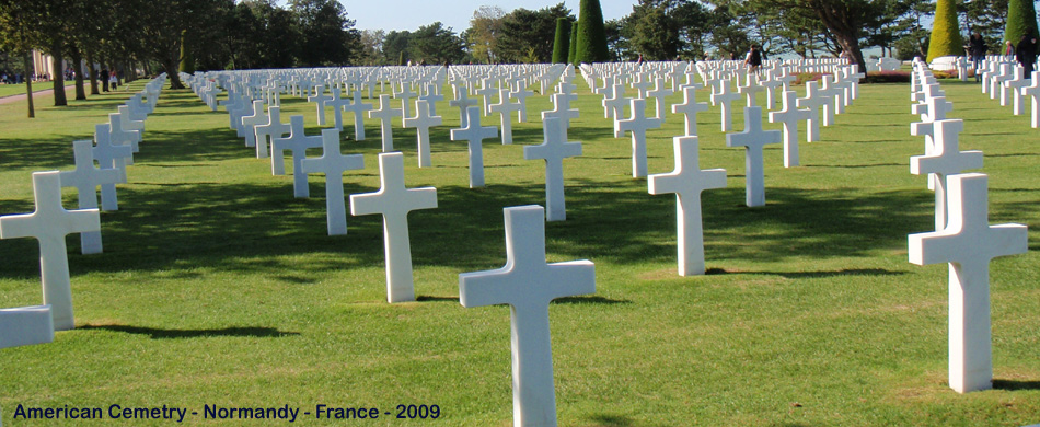 Cemetry Normandy