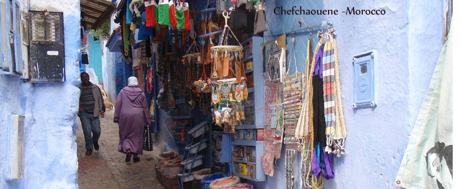 Chefchouene- Morocco