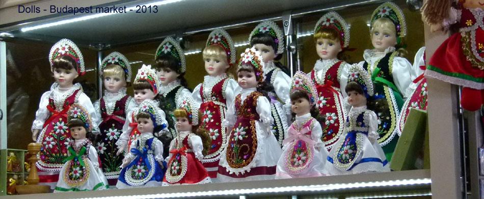 Dolls Buapest