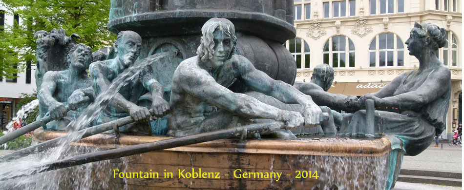Fountain Koblens