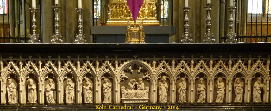 Koln Cathederal - 2014