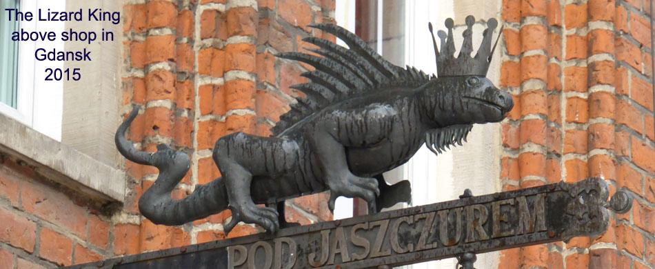 Lizars King - Gdansk
