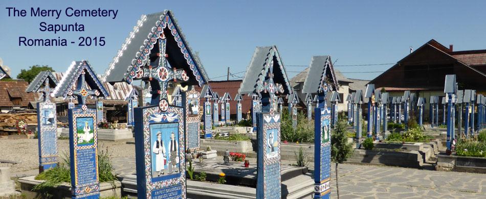 Merry Cemetery - Romania
