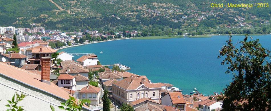 Ohrid w