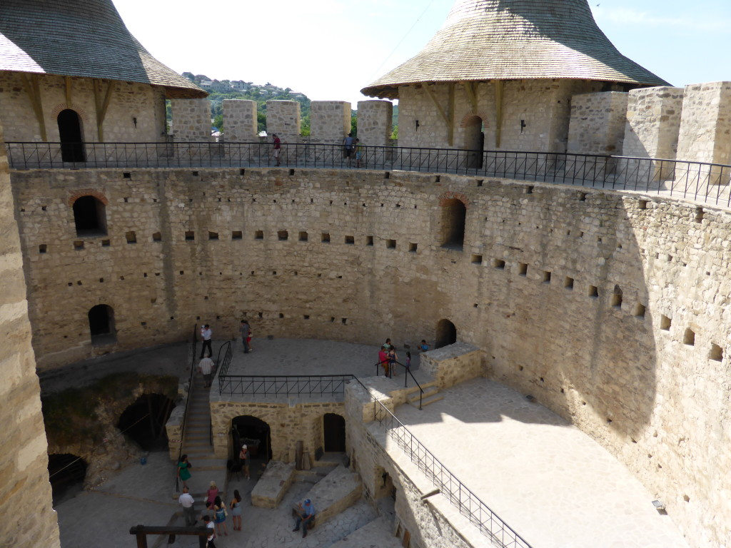 The place was very impressive and only cost a few cents to have a look around.