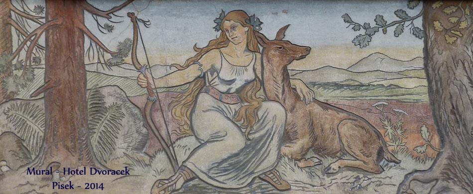 Pisek Mural