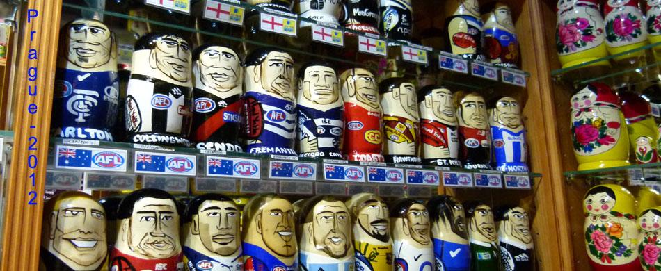 Prague dolls