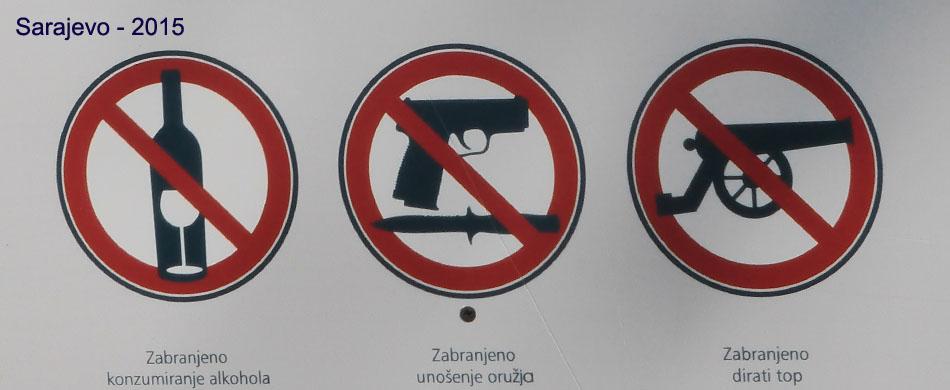 Sign Sarajevo