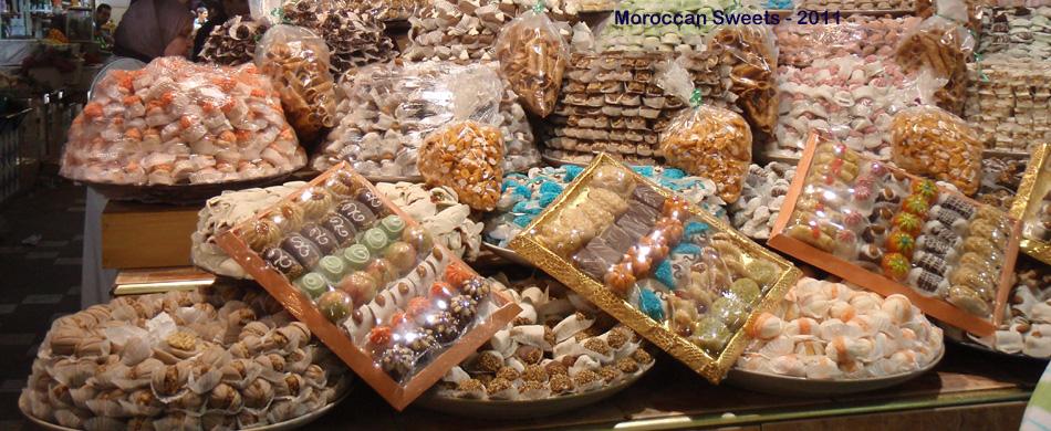 mooccan sweets