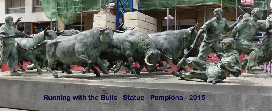 pamplona - Bulls