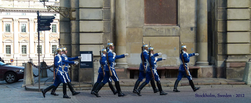 stockholm soldiers