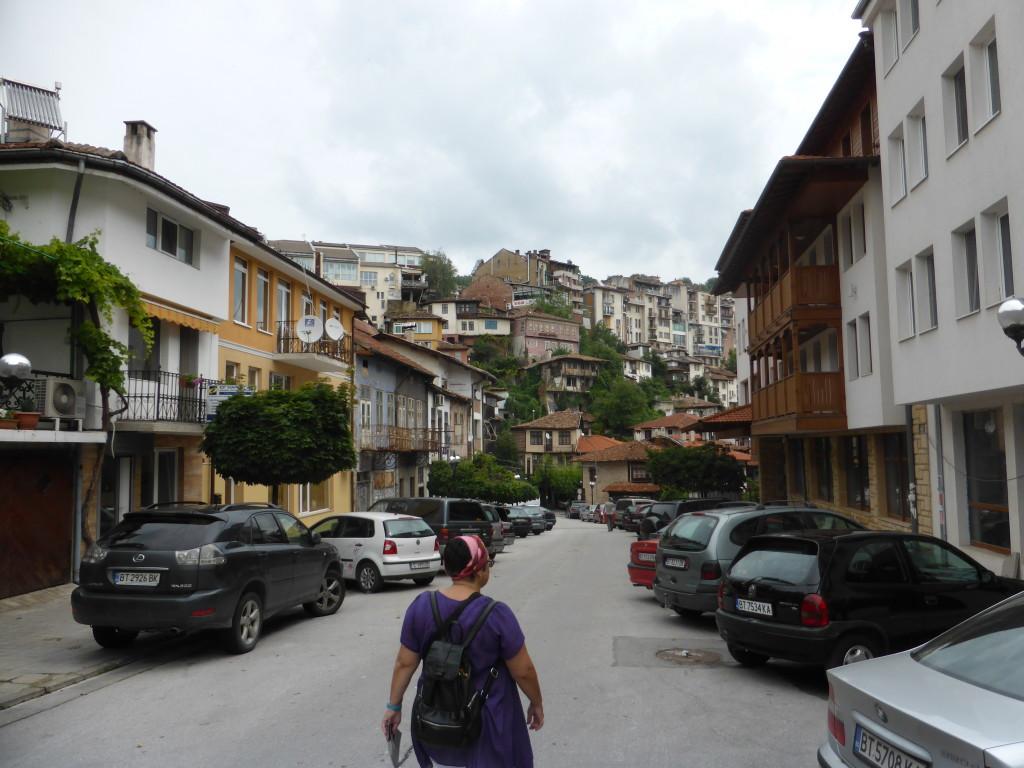 Jenny in Veliko Tarnovo