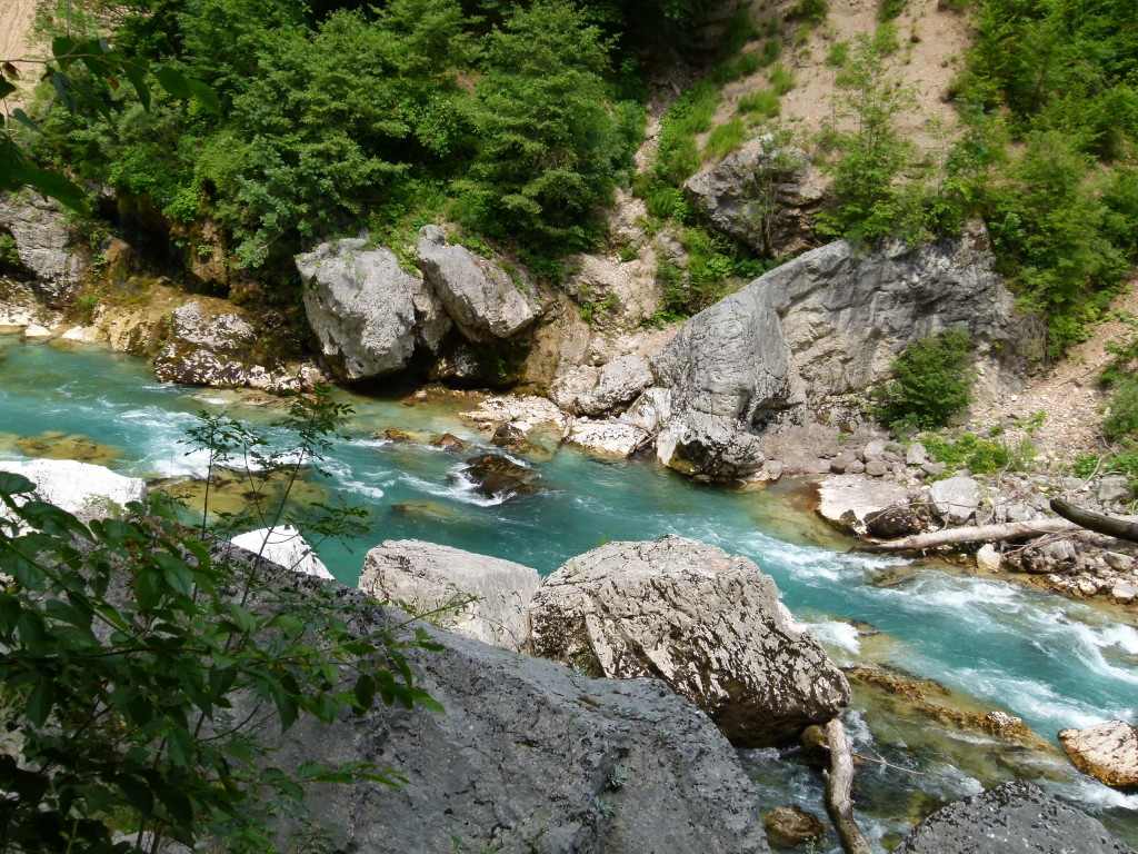 The gorges through Montenegro were spectacular. The roads were good and the traffic light.