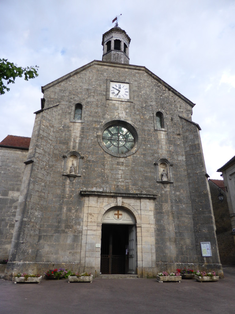 THE church in Flagivny–sur-Ozerain