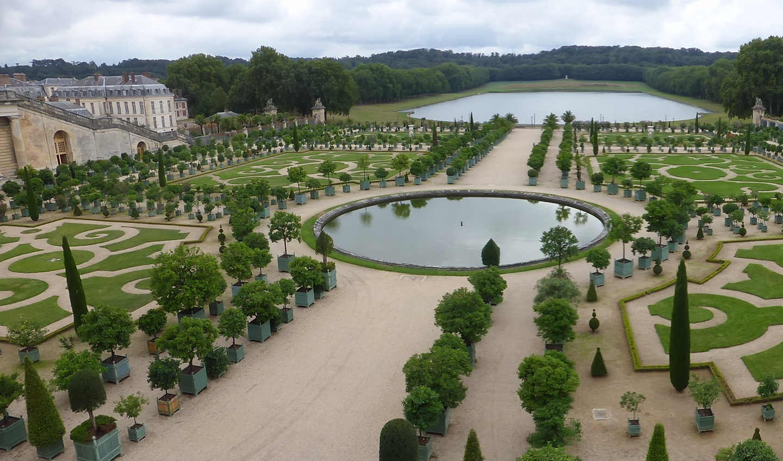 Orangerie at Versailles